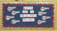 School Nurse Bulletin Board...