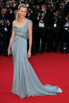 Cannes 2014: The best dressed celebrities on the film festival's red carpet // Naomi Watts in Marchesa