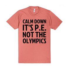 P.E. Not The Olympics