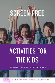 If you are in need of some inspiration for getting the kids off the gadgets, then have a look at these fun recipes for mindful makes for kids. Simple all natural products that you can make at home. DIY eco-friendly sprays and more. All part of the Mindful Makes series. Mindfulness For Kids, Mindfulness Activities, Activities For Kids, Christmas Activities, Mindful Parenting, Parenting Advice, Kids And Parenting, Parallel Parenting, Affirmations For Kids