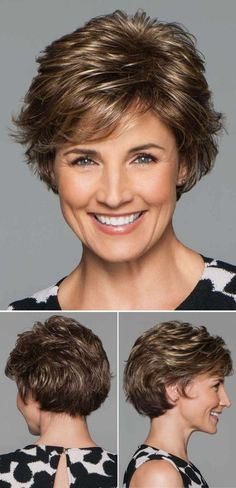 Bem na foto: Look 2019 com cabelo curto Bem na foto: look . - Bem na foto: Look 2019 com cabelo curto Bem na foto: look 2019 com cabelo curto - Short Hair Over 60, Short Thin Hair, Short Grey Hair, Short Hair Older Women, Short Hair With Layers, Modern Short Hairstyles, Short Layered Haircuts, Short Hairstyles For Thick Hair, Haircut For Thick Hair