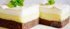 Recept Skvělý pudinkový tvaroháček Panna Cotta, Cheesecake, Food And Drink, Pudding, Carnavals, Dulce De Leche, Cheesecakes, Custard Pudding, Puddings