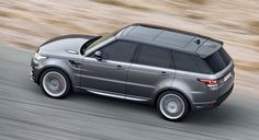 ALL NEW RANGE ROVER SPORT 2014.  Because it provides adequate lumbar support for his back. :)