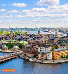 Looking for a great destination to visit on a budget? Check out Stockholm, Sweden (and make a stop at the Vasa Museum and Stockholm Palace).