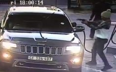 Watch: Cape Town woman killed during petrol station shooting [video]