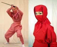 Ninja costume shops in Japan – Vintage Ninja