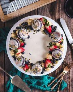 Domáca vianočka - Coolinári | food blog Panna Cotta, Decorative Plates, Mini, Ethnic Recipes, Blog, Basket, Dulce De Leche, Blogging