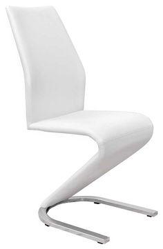 OriginalConjunto de Sillasdisponibles en color blanco o negro según el color que necesites para completar tu mesa de salón. Son perfectas para darl...