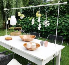 Dutch design Tuesday: the table clamp Whilst age-old around principle, a pergola continues to be