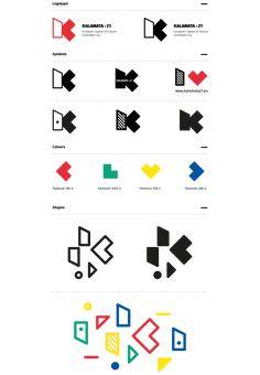 European Capital of Culture on Behance City Branding, Event Branding, Logo Branding, Brand Identity Design, Corporate Design, Branding Design, Logo Typo, 1 Logo, Typography