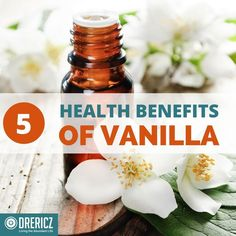 Get an idea of vanilla oil benefits by turning toward the research on vanillin, found in the extract & presumably found in the oils.