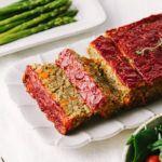 Lentil Recipes, Veggie Recipes, Veggie Meals, Vegan Vegetarian, Vegetarian Recipes, Vegan Meatloaf, Lentil Loaf, Vegan Comfort Food, Lentils