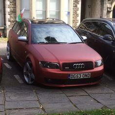 Audi A4 avant b6 1.8 turbo 190bhp 6speed Quattro