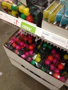 Multi coloured fairy lights, Ikea