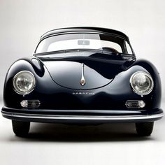 1957 Porsche 356A Carrera Coupe | T1 Style | Luxury Sports Car | Single Bumper | White Indicators | Grill Intake | Bosch Horn