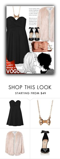 """""""Love rdv"""" by clo-23 ❤ liked on Polyvore featuring Paul & Joe Sister, Ted Baker, Sans Souci, Valentino and Vivienne Westwood"""