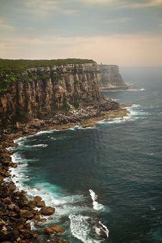 North Head - Sydney - New South Wales by VirtualWolf
