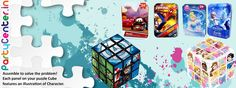 Buy Puzzle Cubes Only At Partycenter.in