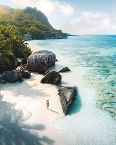 Seychelles places we want go to в 2019 г. travel, places и t Les Seychelles, Seychelles Islands, Fiji Islands, Cook Islands, Seychelles Resorts, Places To Travel, Places To See, Destination Voyage, Archipelago