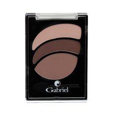 Eyeshadow Trio, Gluten Free eyeshadow trio palettes, expertly coordinated eyeshadow trio palettes, vegan makeup, vegan beauty, natural cosmetics