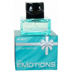My Emotion Brother Men Perfume 100 Ml