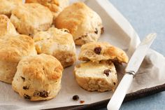 Give the kids hands-on experience with our simple and fun variation on scones.