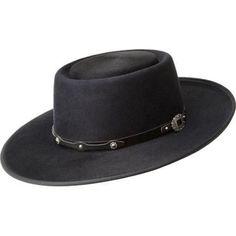 2c82a58f37a Bailey Western Bianco Cowboy Hat True Black Bailey Hats