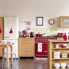 Cozinhas decoradas são tudo de bom. Lindas e cheias de charme, as cozinhas podem ser o coração da sua casa. Confira nossa seleção.