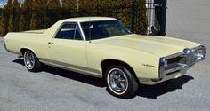 1968 Pontiac GTO Camino prototype