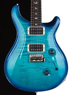 2013 PRS Custom 24, Makena Blue PRS