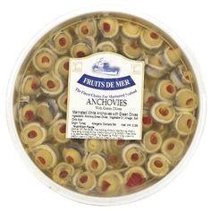 Marinated Anchovies with Green Olives @ https://houseofcaviarandfinefoods.com/seafoods/marinated-anchovies-with-green-olives-detail #caviar #blackcaviar #finefoods #gourmetfoods #gourmetbasket #foiegras #truffle #italiantruffle #frenchtruffle #blacktruffle #whitetruffle #albatruffle #gourmetpage #smokedsalmon #mushroom #frozenporcini #curedmeets #belugacaviar #ossetracaviar #sevrugacaviar #kalugacaviar #freshcaviar #finecaviar #bestcaviar #wildcaviar #farmcaviar #sturgeoncaviar…