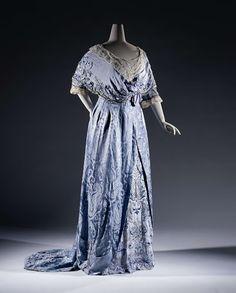 Dress, Amélie, ca. 1907 - ca. 1909