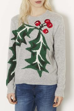 Leg Lamp Sweater