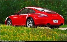2006 Porsche 911 Carrera 4S Coupe - http://sickestcars.com/2013/05/20/2006-porsche-911-carrera-4s-coupe/