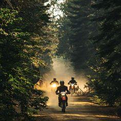 Wild Spaces - Offroad Moto Adventure to Yosemite