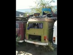 Lake Elsinore, Ca. Interstate Vintage VW wrecking yard