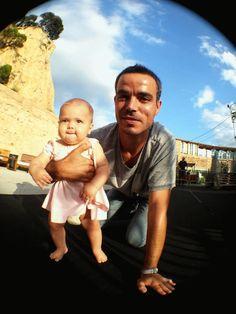 El padrí i la fillola :)