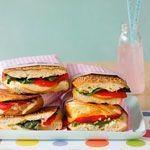 Picnic Perfect Sandwich Recipes