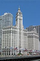 Wrigley Building  Graham, Anderson & Probst, 1921  Chicago, Illinois, USA