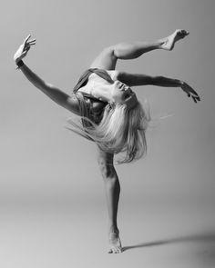 Well then...dancer grace form  #KyFun