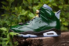 "Air Jordan 6 Retro ""Champagne & Cigar"" Pack (Detailed Pics & Release Info) - EU Kicks: Sneaker Magazine"