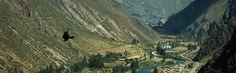 Volando sobre el valle sagrado de los Incas, Cusco