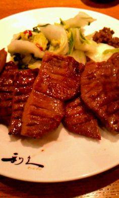 牛タン(仙台)