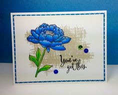 CC564 You've Got This by beesmom - Cards and Paper Crafts at Splitcoaststampers