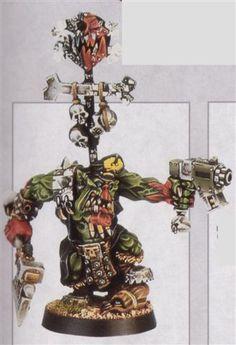 U.K. 2000 - Figurine individuelle Warhammer 40,000 - Demon Winner, le site non officiel du Golden Demon