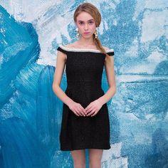 Short Dress, Basics