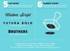 A Handy Guide On How To Create A 'Hipster Logo'