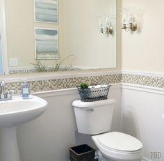Bathroom Design On Pinterest Half Baths Small Bathrooms And Tile