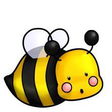 abeja miedosa