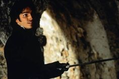 "Jim Caviezel as Edmond Dantes in ""The Count of Monte Cristo."" <3"